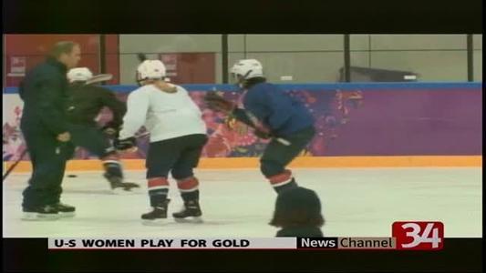 U.S. Women's Hockey Play for Gold_-6874388995771840483