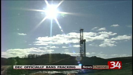 Fracking officially banned in NYS_2708939423208458764