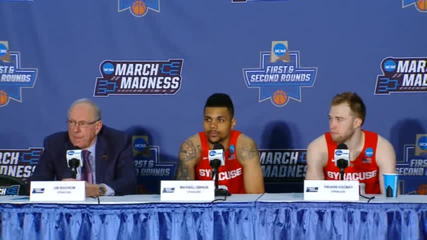 SU press conference following win over Dayton_36280701-159532-118809342