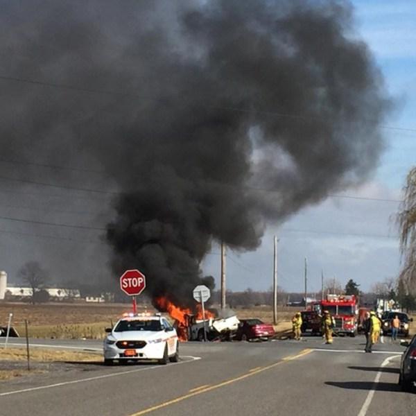 Ontario County crash-118809342