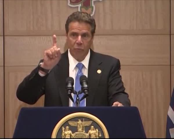 Cuomo Pushes for More Transparent Campaign Funding_22918421-159532-118809198