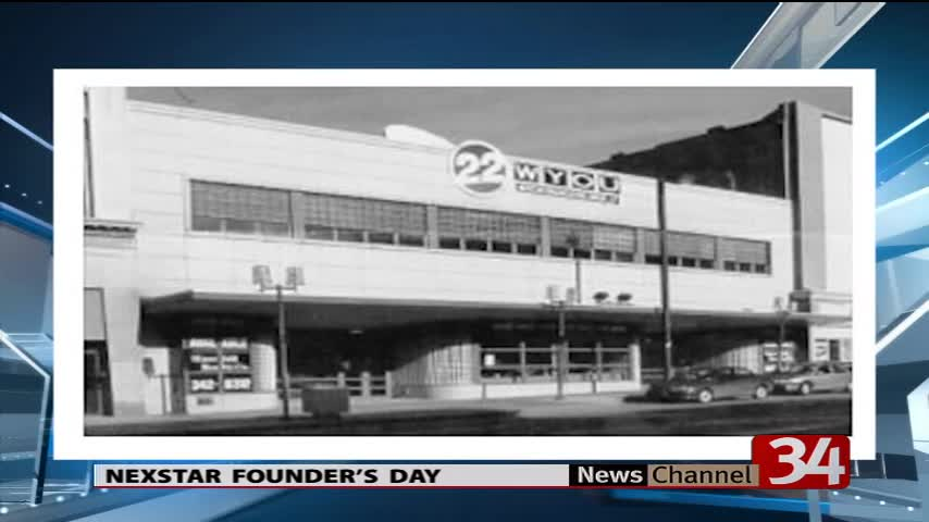 NewsChannel 34 to take part in Nexstar -Founder-s Day-_10226067-159532