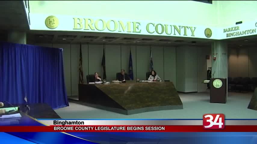 Broome County Legislature begins 2017 session_99116496