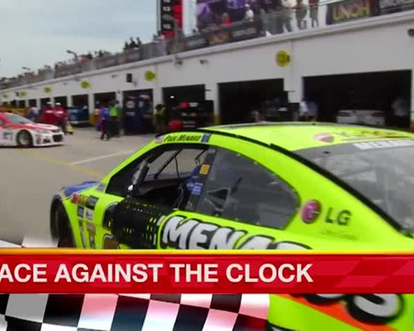 Countdown to Daytona: Race Against The Clock