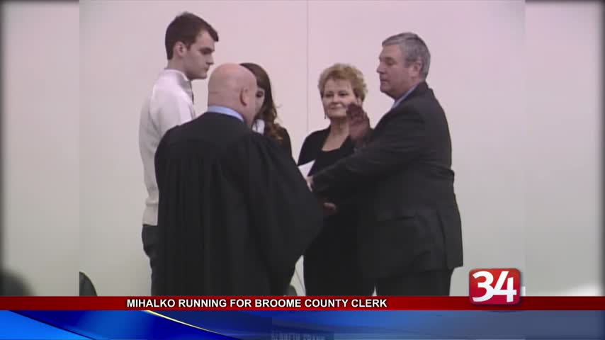 Mihalko announces candidacy for Broome County Clerk_07164507