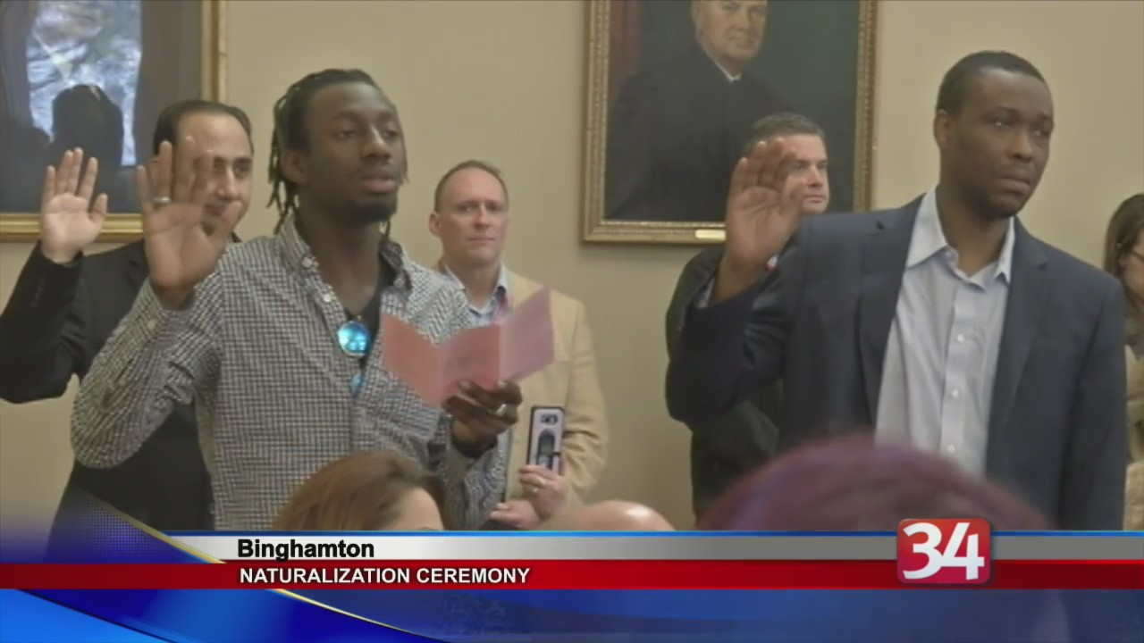 56 people from 35 countries become citizens in Broome County