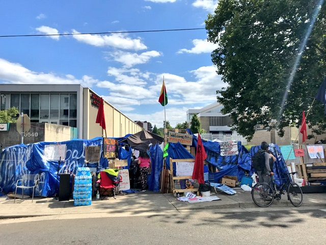 ICE camp protest 06282018