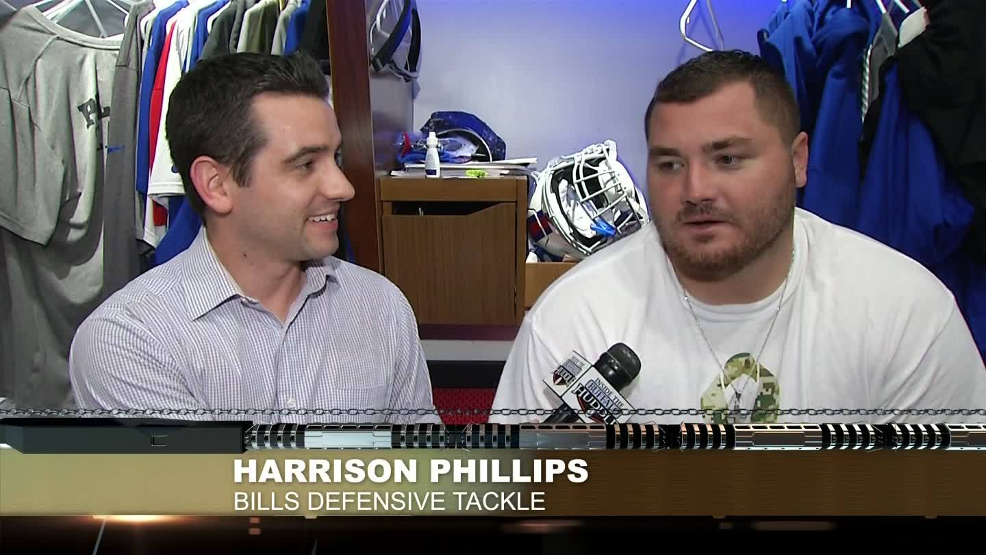 5 Questions with Harrison Phillips