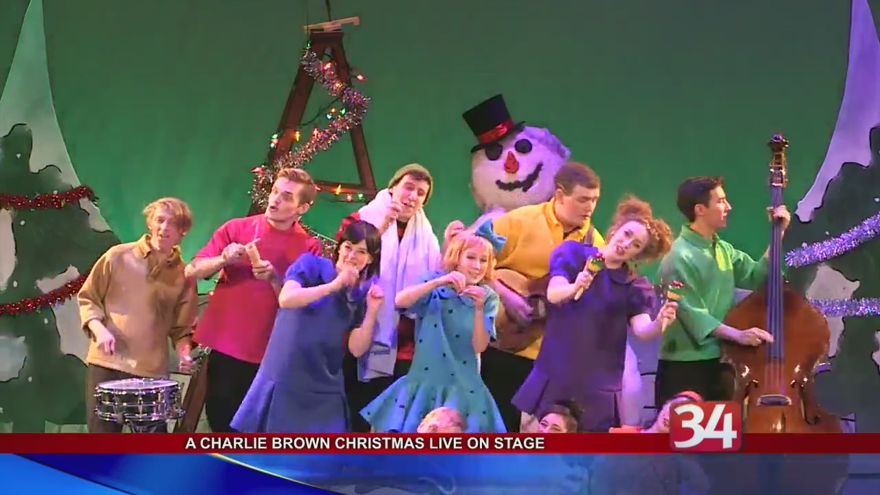 A Charlie Brown Christmas Live On Stage.A Charlie Brown Christmas Is Coming To The Forum