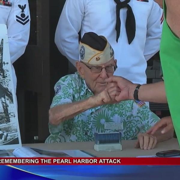Veteran's Voices: Pearl Harbor Survivor, Everett Hyland