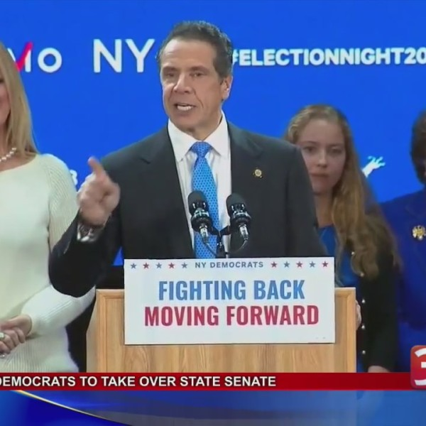 Democrats win NYS Senate