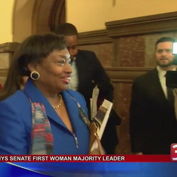 First Woman Senate Leader