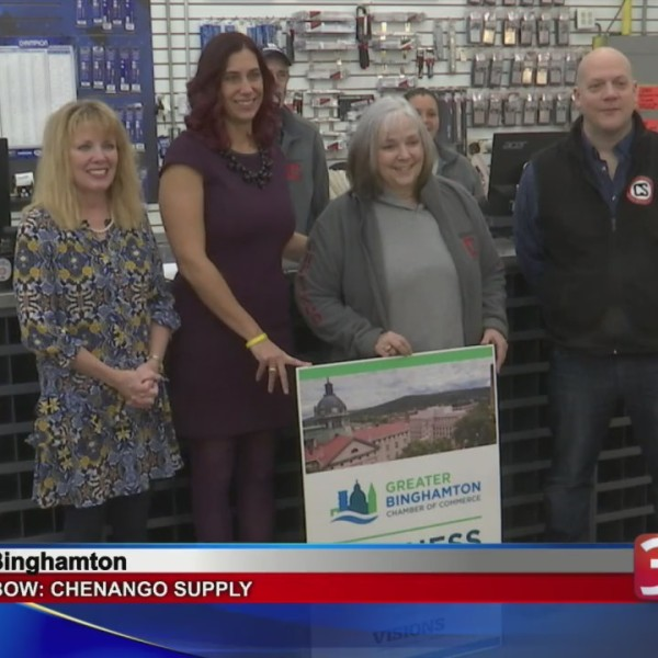 Business of the Week: Chenango Supply