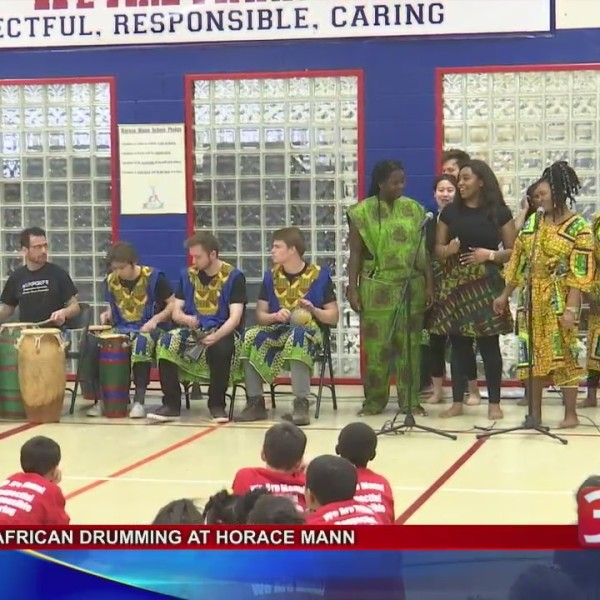 African Performance at Horace Mann