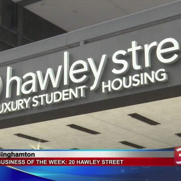 Business of the Week: 20 Hawley Street