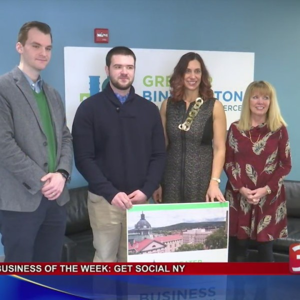 Business of the Week: Get Social NY