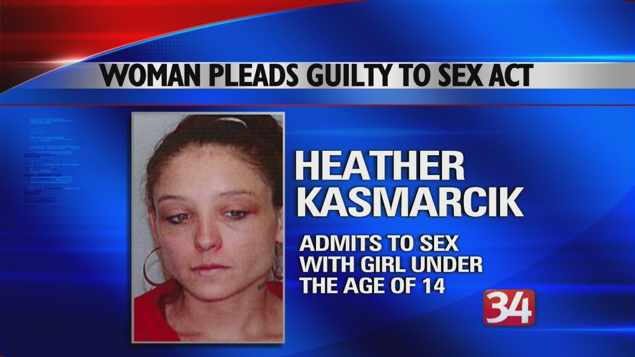 Kasmarcik Pleads Guilty