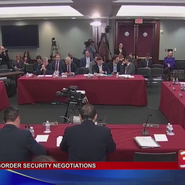 Meeting on border security