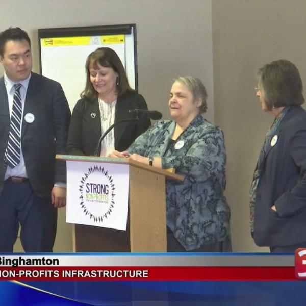 Non-Profit Infrastructure Week