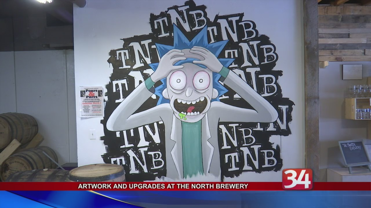 North Brewery hosts the work of artist