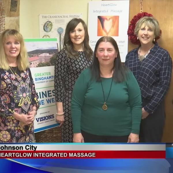 Business of the Week: HeartGlow Massage