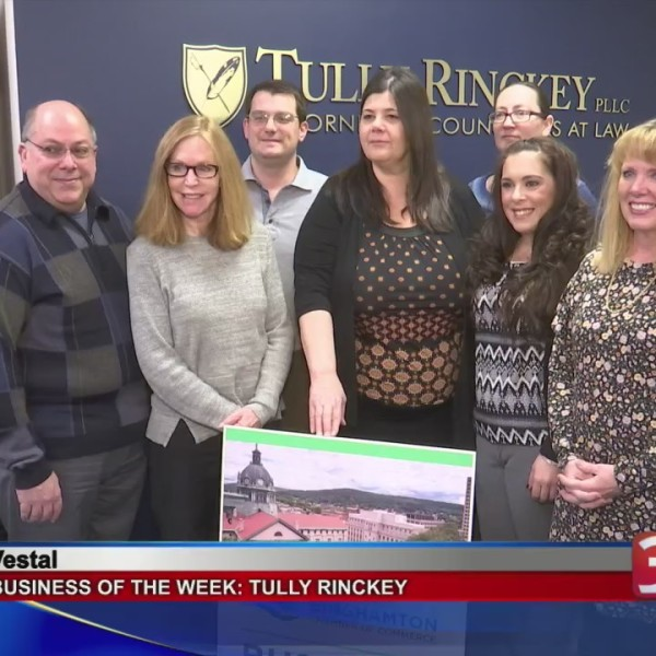 Business of the Week: Tully Rinckey