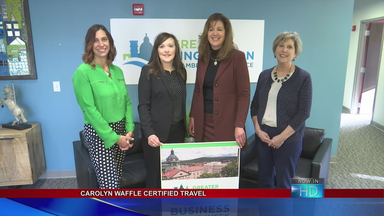Carolyn Waffle Certified Travel