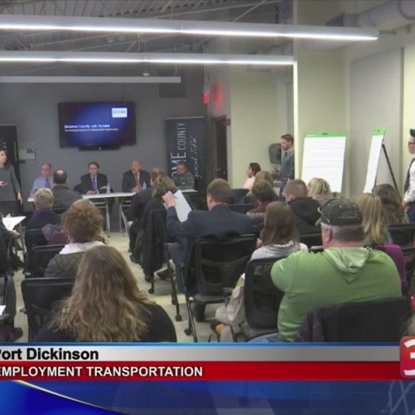 Employment Transportation Discussion