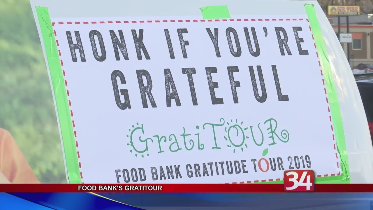 Food Bank holds First GratiTOUR