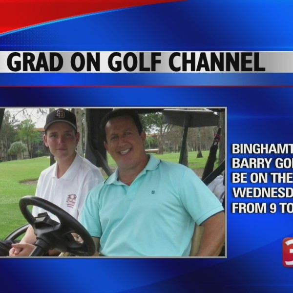 Local Pro on Golf Channel