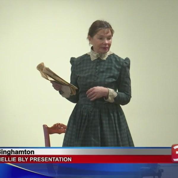 Nellie Bly Presentation
