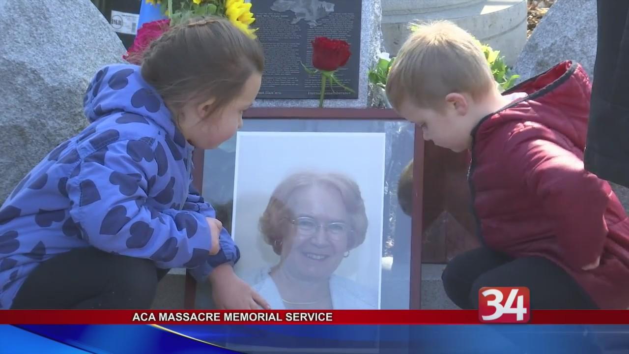 ACA Memorial and Vigil