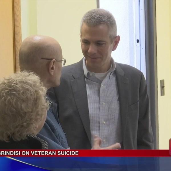 Brindisi on Veteran Suicide
