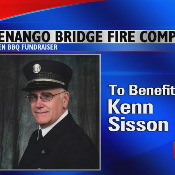 Sisson Fundraiser at Chenango Fire