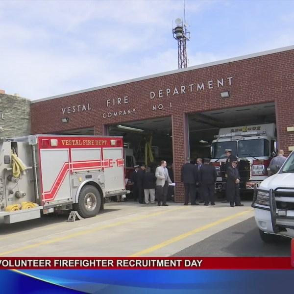 Volunteer Fire Recruitment