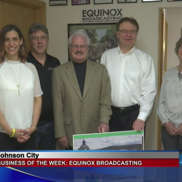 Business of the Week: Equinox Broadcasting