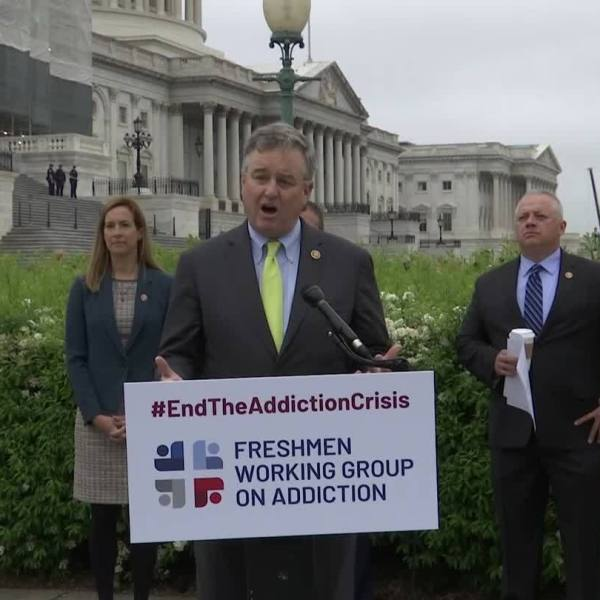 Freshman Lawmakers Taking New Approach in Opioid Epidemic