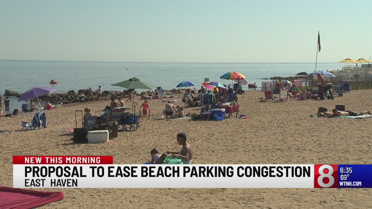 Council members enforce parking restrictions for East Haven beach area
