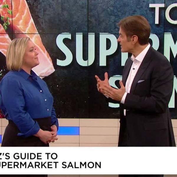 Dr Oz: Salmon