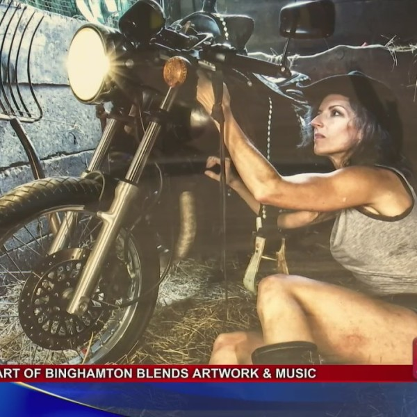 First Friday: Art of Binghamton at the Bundy