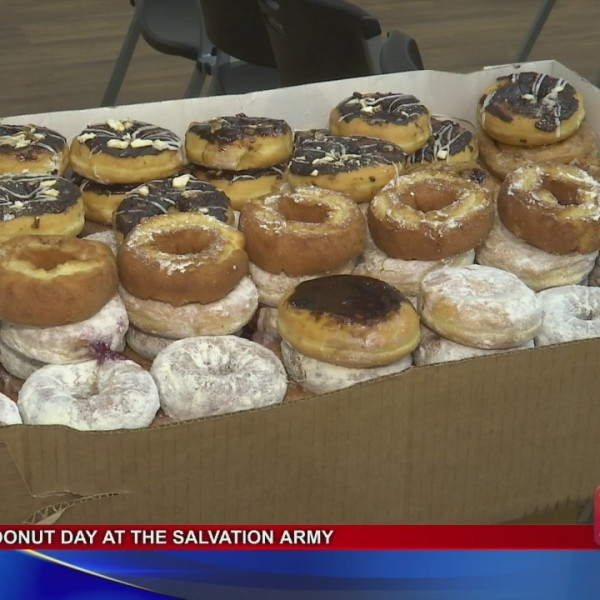 First Friday: Donut Day