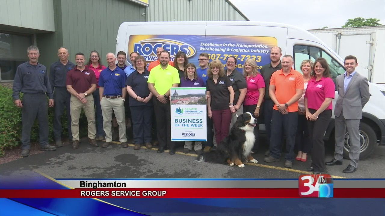 Business of the Week: Rogers Service Group