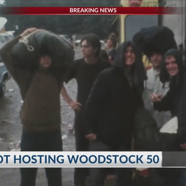 WGI not hosting Woodstock 50