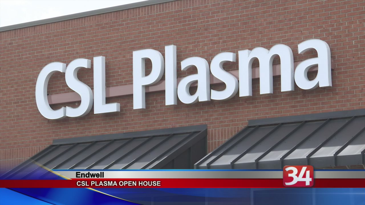 CSL Plasma to holds an open house tomorrow | WIVT