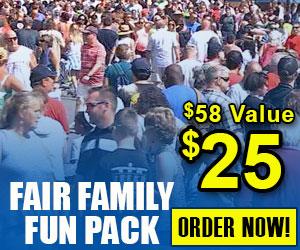 Fair Family Fun Pack