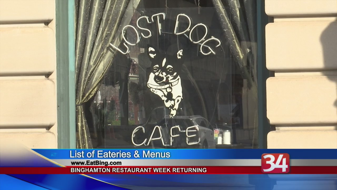 Binghamton Restaurant Week teams with LUMA | WIVT