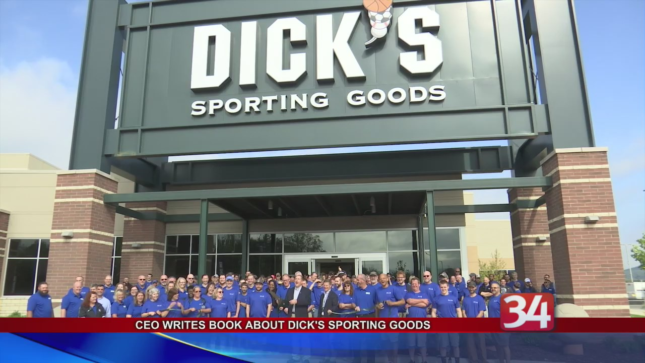 Dick's Sporting Goods Chairman and CEO speaks about his ...
