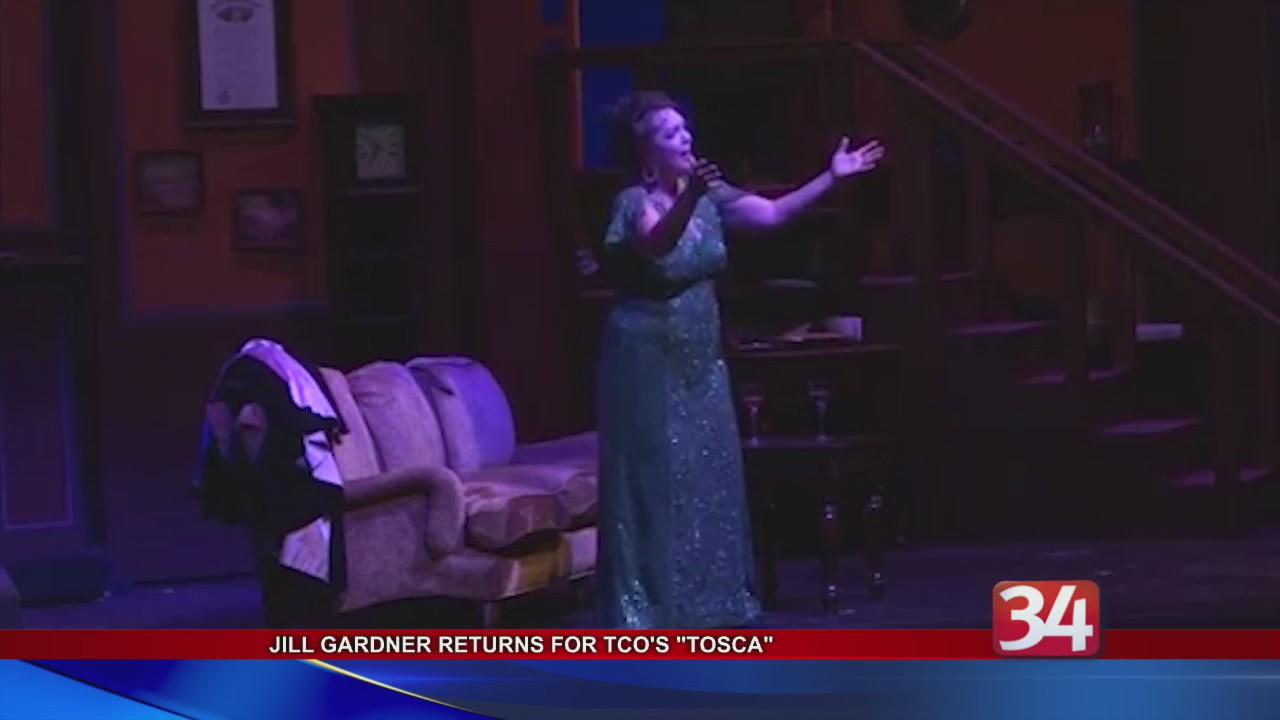 Jill Gardner Returns To The Tri-Cities Opera