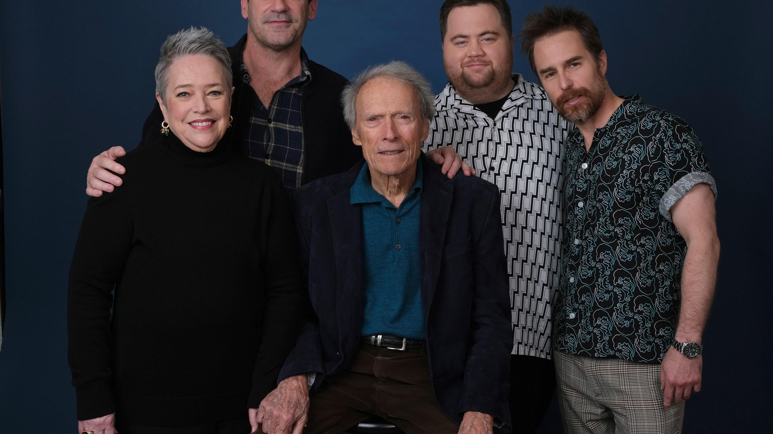 Clint Eastwood, Kathy Bates, Sam Rockwell, Paul Walter Hauser, Jon Hamm