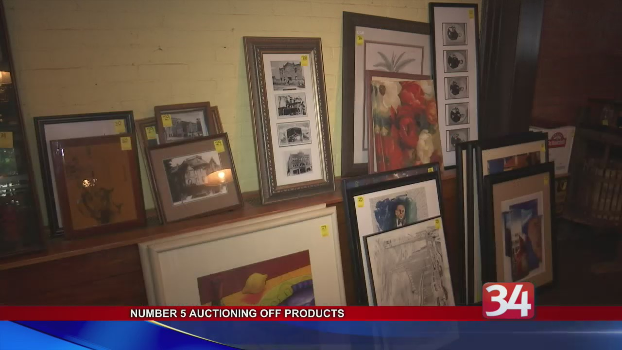 No. 5 Restaurant Binghamton Ny 2020 Christmas Party Number 5 and Lampy's auction off memorabilia | WIVT   NewsChannel 34